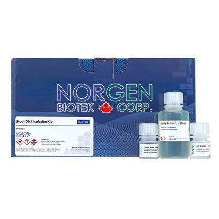 KIT EXTRACCIÓN DE DNA EN SUELOS X 50 REACCIONES REF. 27600 (NORGEN)